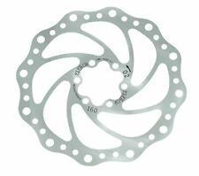 A2Z Stainless Steel MTB Bike Disc Brake Rotors - 180mm