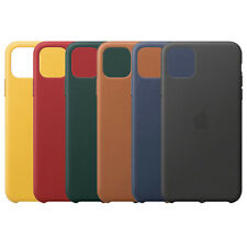 Apple - iPhone 11 Pro Max Leather Case