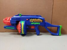 Buzz Bee Toys Air Warriors Automatic Tommy 20 Soft Darts Gun