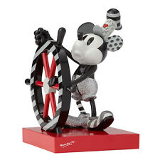 Disney by Britto Steamboat Willie Figurine Enesco 4059576