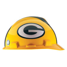 Msa 818395 V-Gard Nfl Cap Style Hard Hat - Green Bay Packers