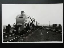 LNER Steam Locomotive THE ELIZABETHAN No.60027 RP Photocard