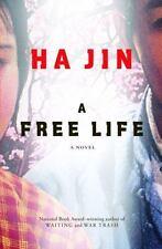 A Free Life: A Novel, Jin, Ha, New Book