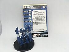 Star Wars Miniatures T1 Series Bulk Loader Droid KOTOR w/ Card mini RPG