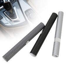 127X20CM Pellicola 3D in fibra di carbonio per avvolgere il vinile adesivo auto