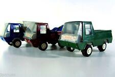 Antike Original-Nutzfahrzeuge aus Blech (1945-1970)