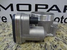 03-04 Dodge Ram 1500 04 Durango Throttle Body Assembly With Tps Sensor Mopar Oem