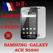 Film protection ecran SAMSUNG GALAXY ACE S5830 + chiffon - qualité SUP