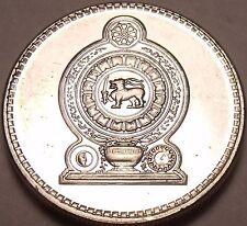 Gem Uncirculated 2004 Sri Lanka(Ceylon) 50 Cents~Awesome~Free Shipping