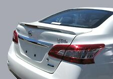 NISSAN PULSAR REAR SPOILER  B17 Series   2013 - Current  (Unpainted) *BRAND NEW