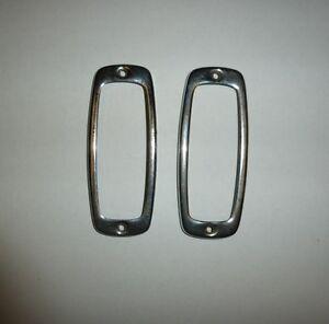 Auto Union 1000S  Wagon Tail Light Ring Set NEW #117B