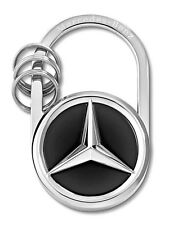 original Mercedes Benz Schlüssel Anhänger Anhaenger Melbourne Edelstahl Stern