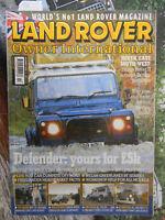 Land Rover Owner Int 12/2003 Series 1 2 3 Defender Range Discovery Freelander