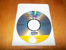 Adobe PhotoDeluxe 2.0 + Adobe PageMill 3.0 MACINTOSH Special KODAK Bungle Disk