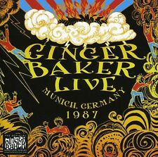 Ginger Baker - Live in Munich 1987 [New CD] UK - Import