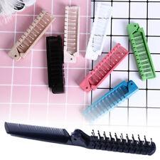 pettine per capelli da viaggio portatile pettine anti-massaggio