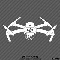 DJI Mavic Pro Decal Drone Quadcopter Sticker Style F - Choose Color