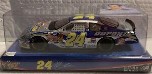 1/24 JEFF GORDON #24 Pepsi PLAY FOR A BILLION 2004 Winners Circle NASCAR Dupont