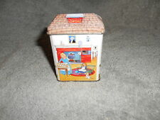 Nestle TOLL HOUSE INN Cookies  Mini House Tin, Made in England
