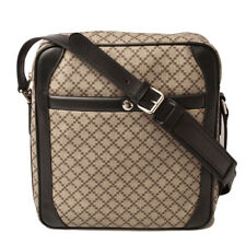Pre-owned GUCCI Diamante 268159 Shoulder Bag Beige Coated Canvas Free Shipping