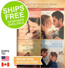 Walk to Remember / Lucky One / Message Bottle / Nights Rodanthe, Nicholas Sparks