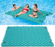 Intex 56841 XXL Luftmatratze Schwimmliege Badeinsel Wasserliege 290 x 219 cm