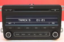 SKODA SWING CD RADIO MP3 PLAYER WITH CODE FABIA ROOMSTER 2011 2012 2013 2014