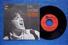 JOE COCKER / SP STATESIDE C 006-91481 / BIEM 10-1970 ( F )