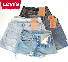 LEVIS DENIM SHORTS GRADE A - Vintage High Waisted 6 8 10 12 14 16