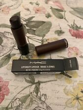 M.A.C   LIPTENSITY LIPSTICK COLOR BURNT VIOLET AUTHENTIC  NEW IN BOX