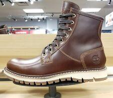 Timberland Men's Britton Hill Waterproof Boots Brown NIB SIZE 8.5