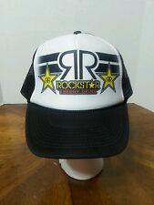 Rockstar Energy Drink Trucker Hat Cap Adjustable Snapback Nissun OSFM