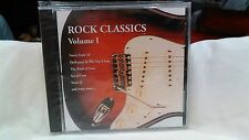 Rare Rock Classics Volume 1 1994 NEW Various Artists                      cd2808