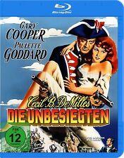 UNCONQUERED -  Blu-ray - Region ALL  - Gary Cooper, Paulette Goddard