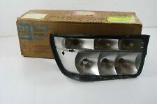 NOS GM OEM 1988-1989 GRAND PRIX TAIL LIGHT HOUSING RH (PASSENGER) OEM 16508954