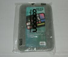 """Cocoon Grid-IT Accessory Organizer CPG10GY Medium 12"""" x 8"""" NEW SEALED"""