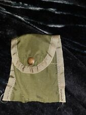 US Army Vietnam issue Nylon ALICE Compass/Field dressing pouch