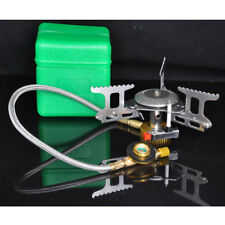 Outdoor Picnic Gas-Burner Portable Backpacking Camping Hiking Mini Stove 3500W