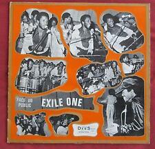 EXILE ONE     LP ORIG FR FACE  AU PUBLIC DEB'S