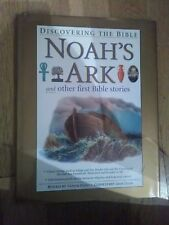 DISCOVERING THE BIBLE NOAH'S ARK AND OTHER FIRST BIBLE STORIES-HARDBACK