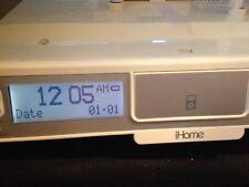 iHome iH36 Under Kitchen Cabinet iPod iPhone FM/TV/Weather 30-pin dock w/remote