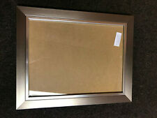 BUY DIRECT - MODERN PEWTER & SILVER PHOTOGRAPH/PICTURE FRAME(AJ230)