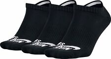 NIKE SB Socks 3 Pack No Show Black SIZE L New Skateboard Sox