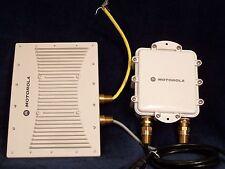 Motorola AP-5181 Outdoor Access Point & 48VDC Power Supply (AP-PSBIAS-5181-C-R)