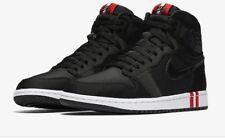 online store f5a67 196fb Nike Men s Air Jordan 1 Retro Sneakers PSG - Size 10.5 US, Black Ar3254 001