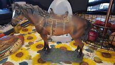 Porcelain/ ceramic horse collectable figurines