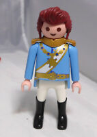 PLAYMOBIL Kaiser Blaurock Gardist General Admiral Prinz König neuwertig #20