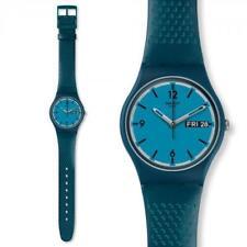 Orologio Swatch Standard Blue Bottle gn719