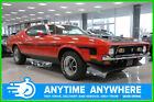 1971 Ford Mustang BOSS 351 1971 BOSS 351 Used Manual