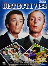 The Detectives The Complete Series 5 Region 2&4 DVD New Unsealed  Free Shipping.